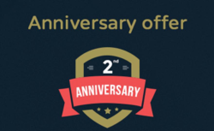 TeslaThemes 2nd Anniversary Celebration – Get 50% Off Everything