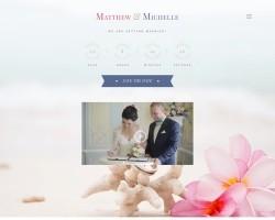 Wedding Engine WordPress Theme