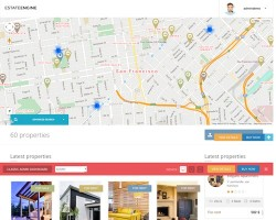 Estate Engine: Real Estate WordPress Theme