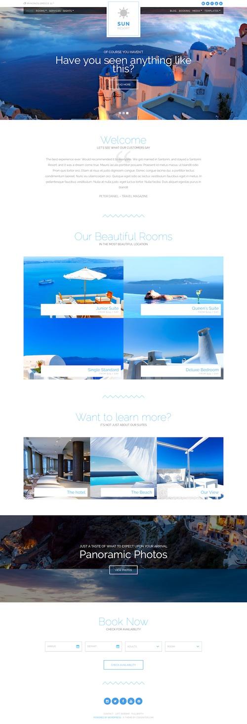 sun-resort