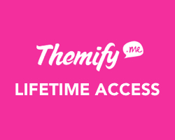 Themify Introduce Lifetime Membership Option