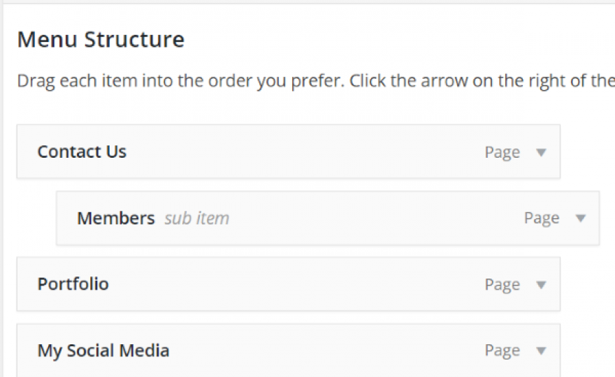 How to Create Custom Menu Structures in WordPress