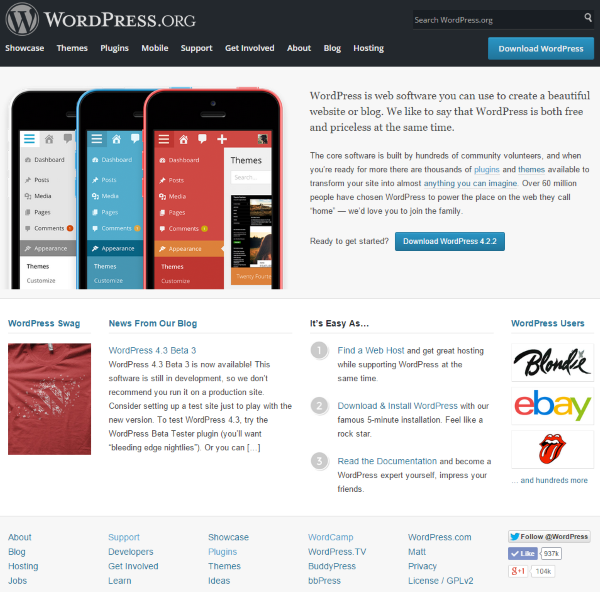 WordPress - Overview