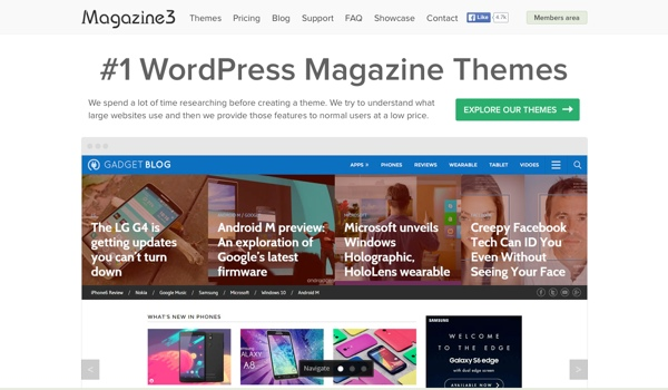0 Magazine3 Coupon Code – Get 15% Discount Now! Magazine3 is a WordPress-theme production company. At their website, you can find multiple, easy-to-download themes for making your WordPress-based website a smashing success.