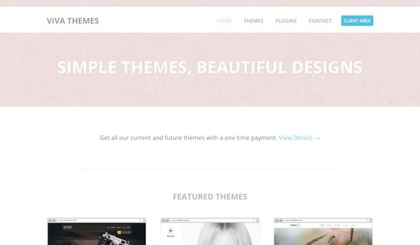 vivathemes-homepage
