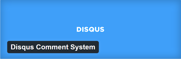 Disqus Commenting System