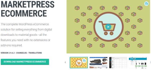 MarketPress eCommerce