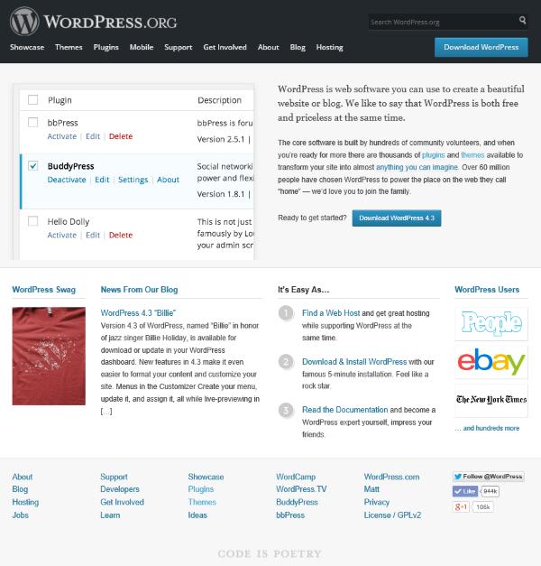 The WordPress Basics