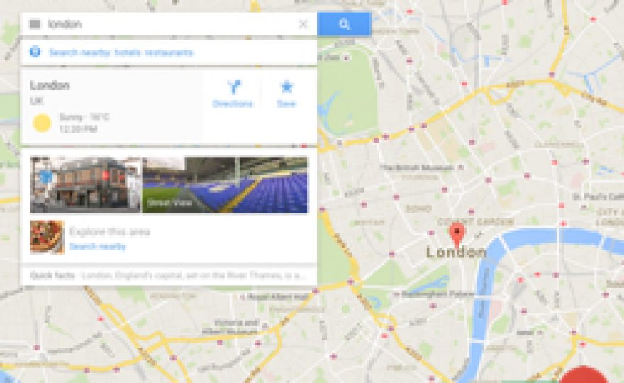 How to Integrate Google Maps into WordPress