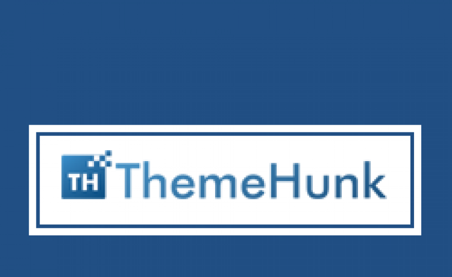ThemeHunk – Handsome, Strong, Well-Developed WordPress Themes?