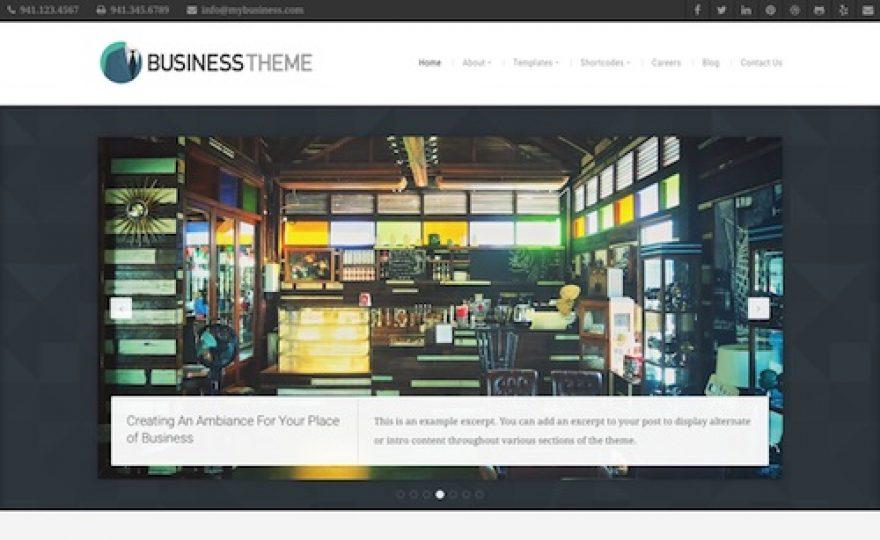 Business WordPress Theme v3