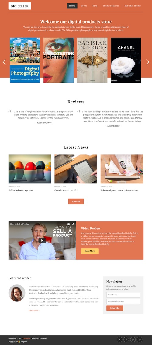 thesis ecommerce wordpress Child themes for storefront the most customizable ecommerce platform for building your online business.
