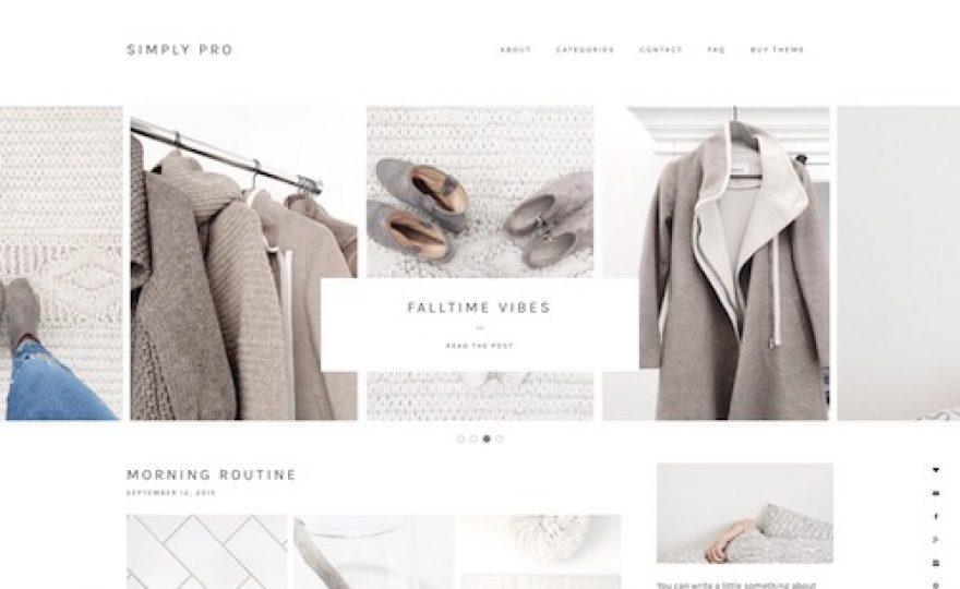 New Premium WordPress Themes – November 2015