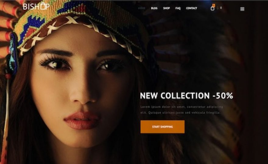 Bishop – WooCommerce WordPress Theme