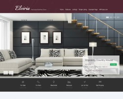 WPCasa Elviria Real Estate WordPress Theme