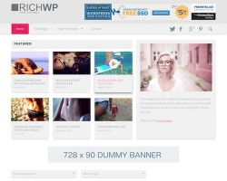 Clear & Clean Video World WordPress Theme