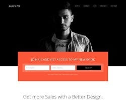 Aspire Pro WordPress Theme