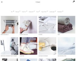 Formo WordPress Theme