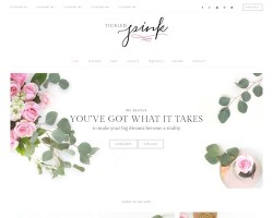 Tickled Pink: WooCommerce WordPress Theme