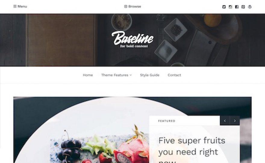 New Premium WordPress Themes: April 2016 Edition