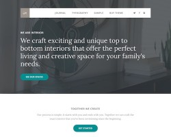 Interior Pro WordPress Theme