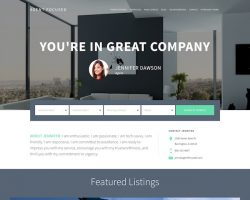 Agent Focused Pro: WordPress Real Estate Theme