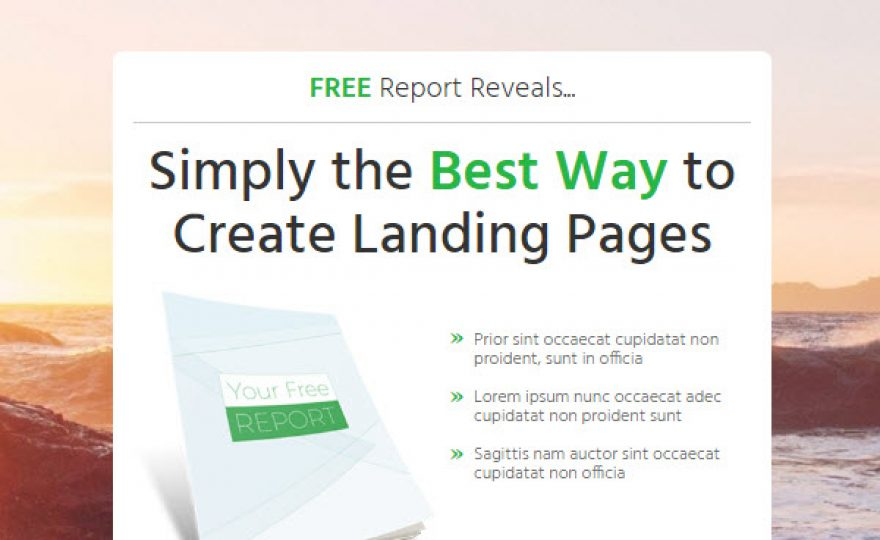 How to Create Successful Landing Pages for your WordPress Website