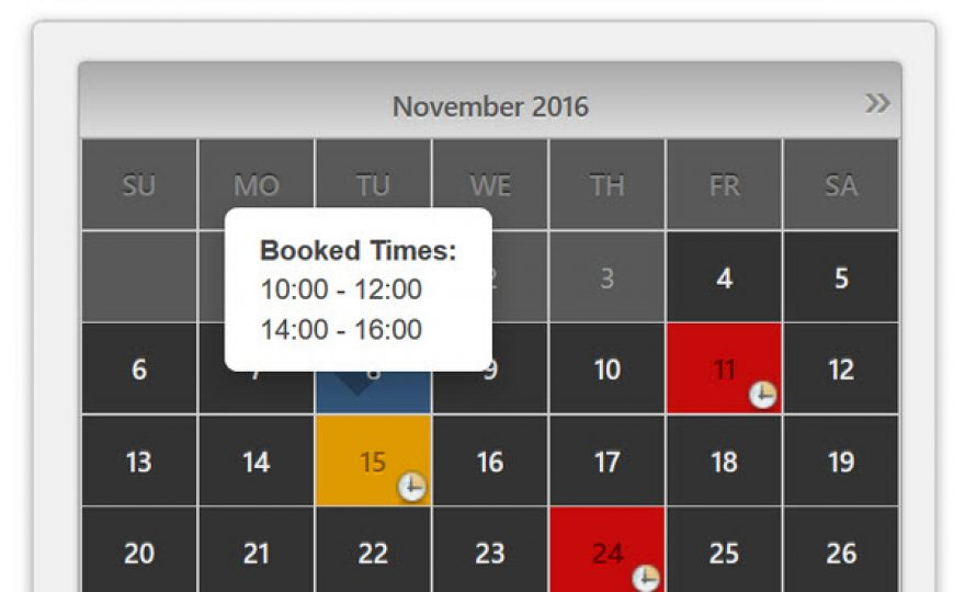 How to Take Bookings on your WordPress Website