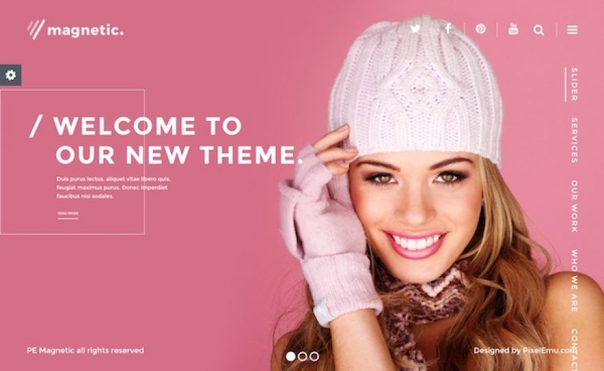 17 New Premium WordPress Themes: January 2017 Edition