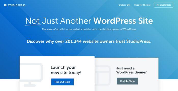 StudioPress Sites: Hosted WordPress Websites Powered by Genesis