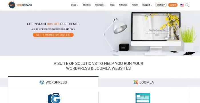 Web-Dorado: WordPress Themes & Plugins