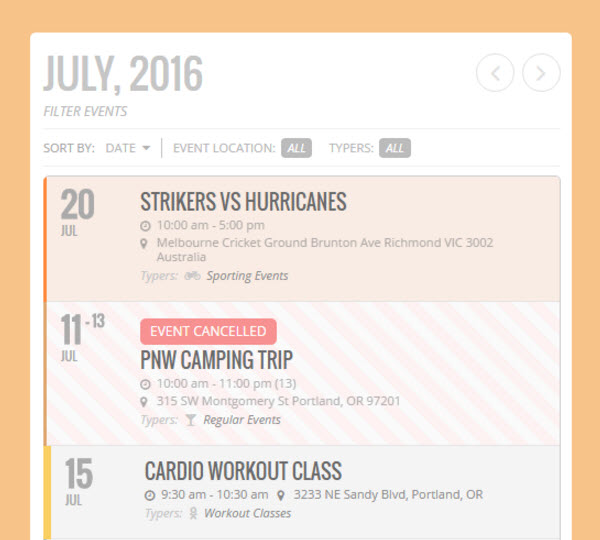 5 Top WordPress Event Calendar Plugins