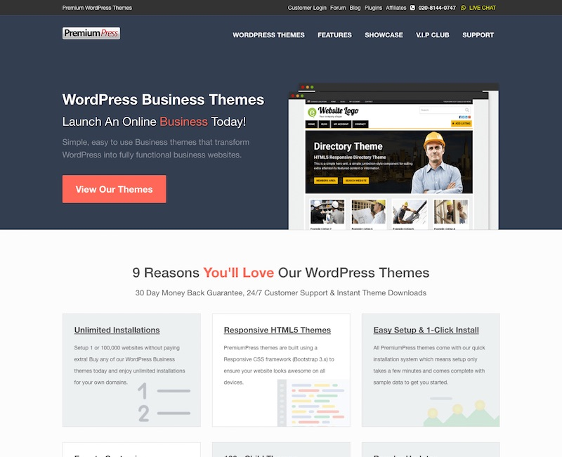 Buy thesis theme wordpress