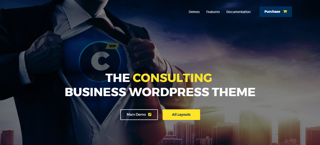 how to use wordpress themes to build a website