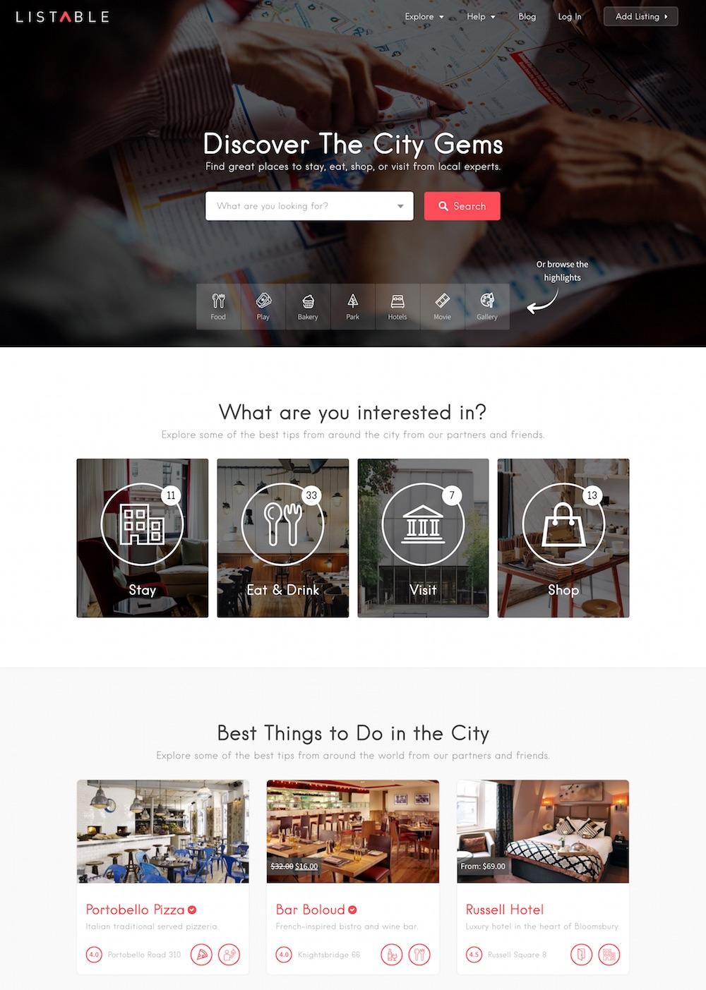 Best Airbnb WordPress Themes 2019