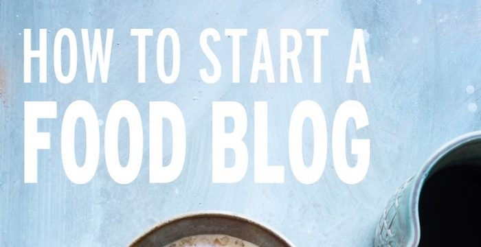 How to Cook Up A Delicious Food Blog