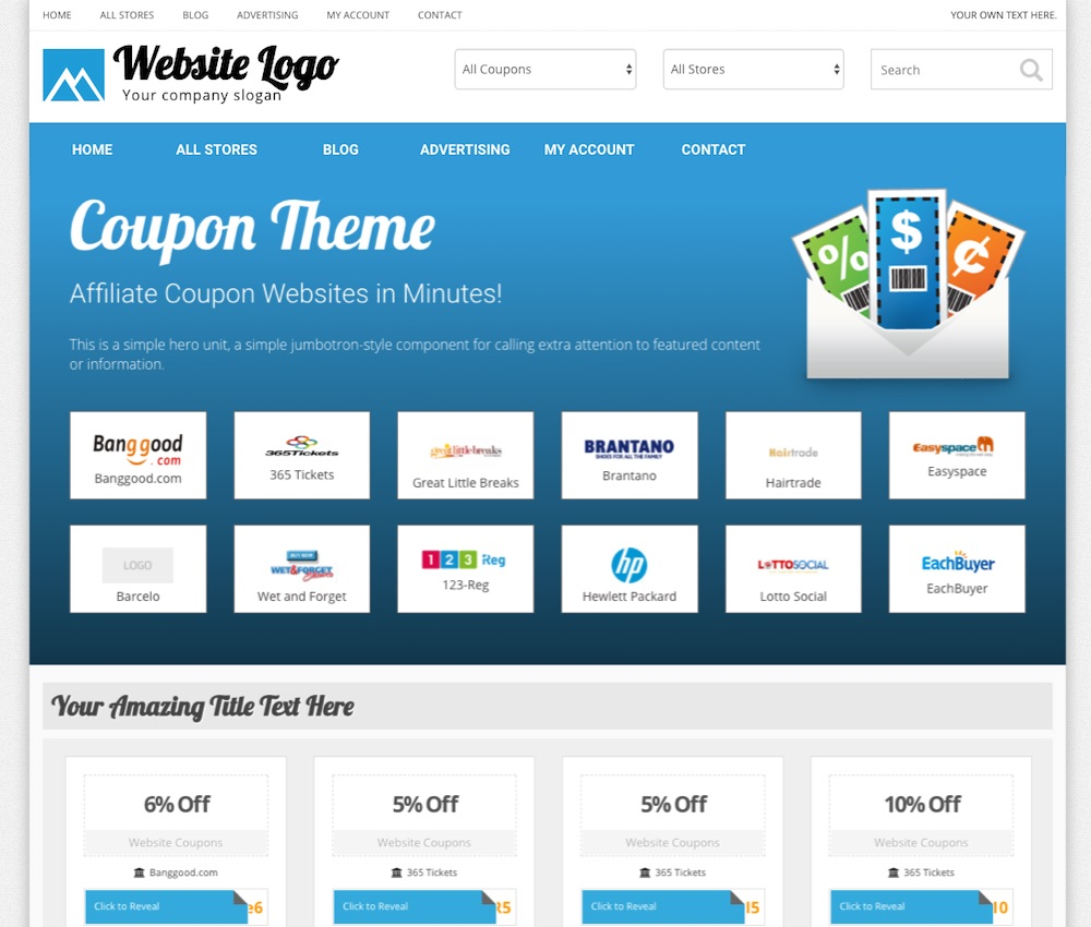 10+ Best WordPress Coupon Themes (2019)