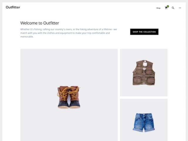 Outfitter Pro WooCommerce WordPress Theme