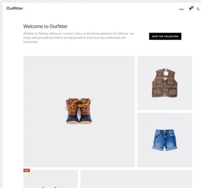 Outfitter Pro WooCommerce WordPress Theme