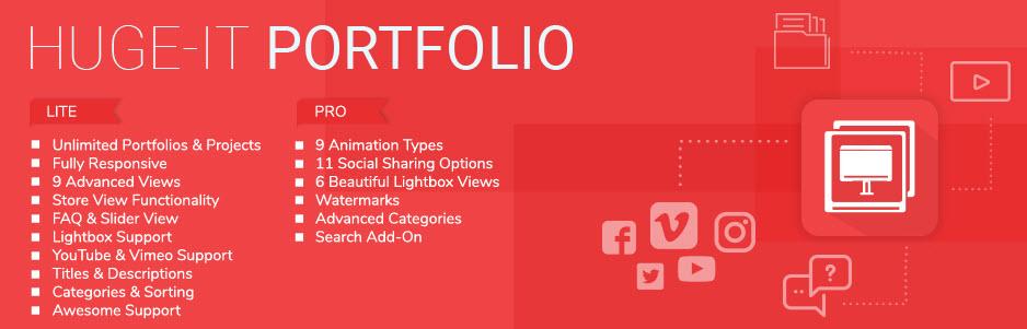 Huge-IT portfolio