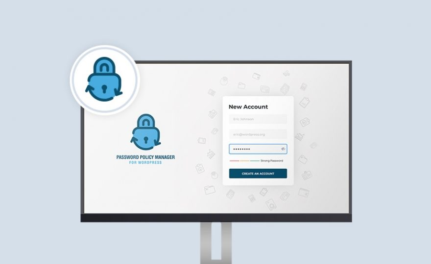 Password Policy Manager for WordPress